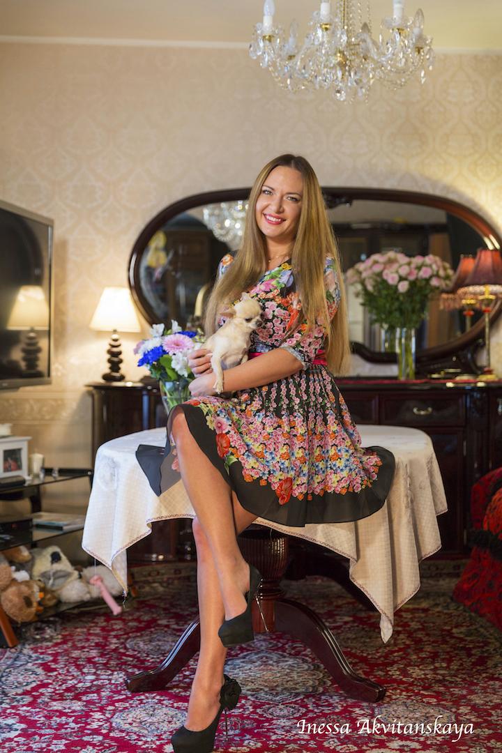 Инесса Аквитанская