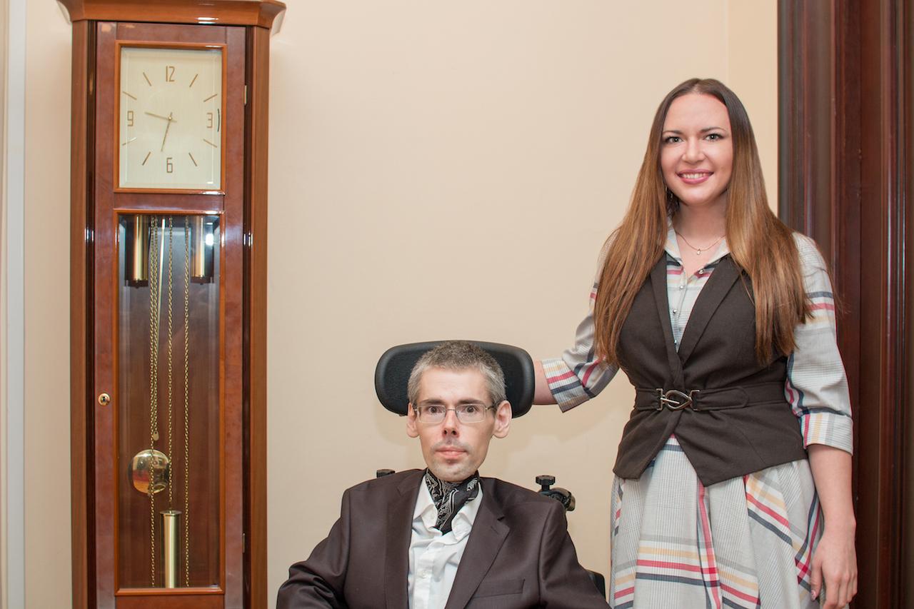 Инесса Аквитанская и Илья Максимов